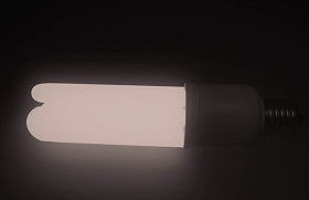 Medeling Realistic Fuorescent Lamp in 3ds Max