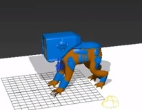 Modeling Luggabeast - Star Wars - in 3ds Max