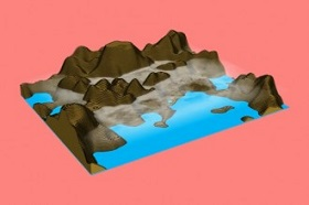 Creating 3D Topographics Maps in Adobe After Effects
