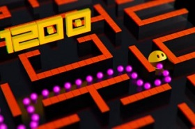 Creating Pac-Man 3D Animation in Cinema 4D