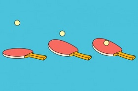 Create Toon Style Animation Ping-Pong Racket in Blender
