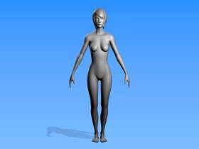 Character Rigging Joint & Skinning in Autodesk Maya