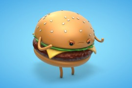 Simple Cartoon Character Rigging in Cinema 4D
