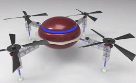 Model a Realistic Drone in Autodesk Maya