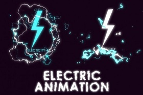 Create an Electric Animation in Adobe After Effects