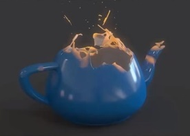 Create Meltdown Effect with Autodesk 3ds Max