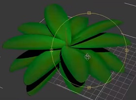 Create Plants & Vegetation in Autodesk 3ds Max