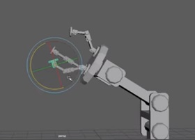 Modeling a Robotic Arm in Autodesk Maya 2016