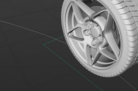 Calculating Wheel Spin with XPresso in Cinema 4D