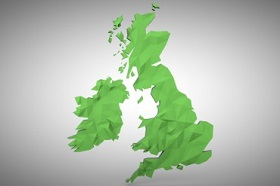 Creating a Simple Low-Poly Map 3d in Cinema 4D