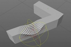 Create a Cool Mograph Effect on a Number 7 in Cinema 4D
