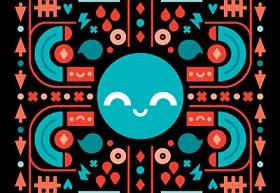 Create a Geometric Kaleidoscopic Design in Illustrator
