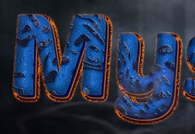 Create a Mystique Text Effect in Adobe Photoshop