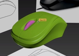 Model a Mouse High-Poly in Autodesk 3ds Max