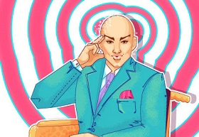 Create a Fabulous Professor X in Adobe Illustrator