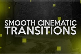 Creating Smooth Cinematic Transitions in After Effects