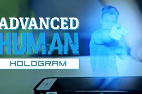 Create an Advanced Human Hologram in After Effects