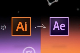 Animate Line Icons/Paths in Illustrator and After Effects
