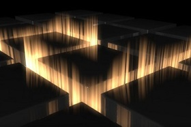 Creating Light Rays in Maxon Cinema 4D