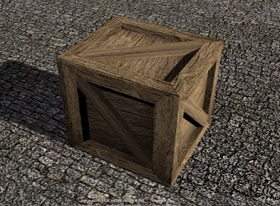 Model a Simple Wooden Crate in Autodesk Maya