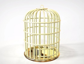 Model a Simple Bird Cage in Autodesk Maya