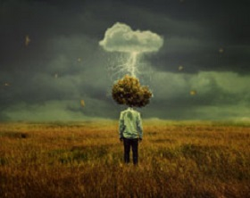 Create a Surreal Photo Man with a tree Head in Photoshop