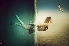 Under Water Manipulation Scene Effect In Photoshop