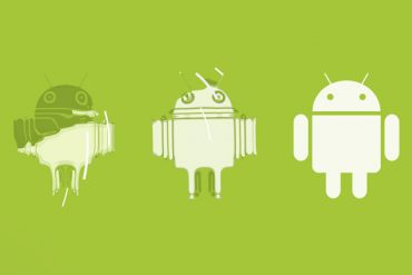 animate logo android After effects