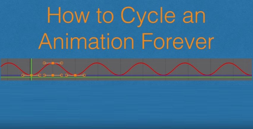 Create Cyclical Animations in Blender