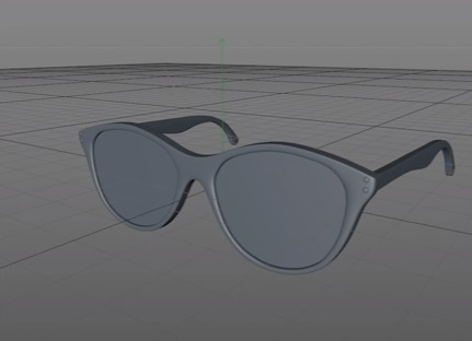 Modeling a Simple Glasses in Cinema 4D