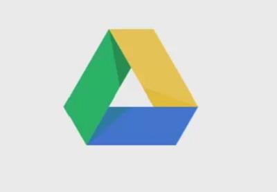 Google Drive Logo in CorelDraw!