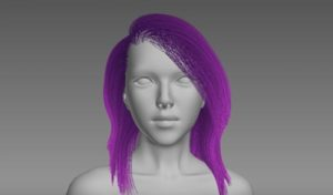 Animation Hair without plugins in 3ds Max