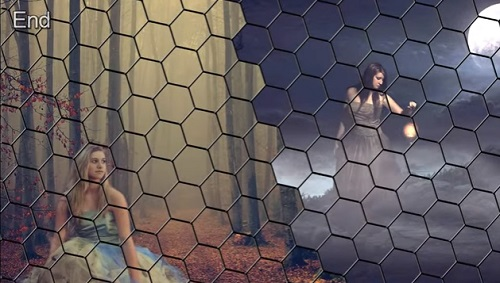 Honeycomb Mosaic in Photoshop