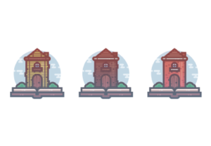 House Icon in Adobe Illustrator