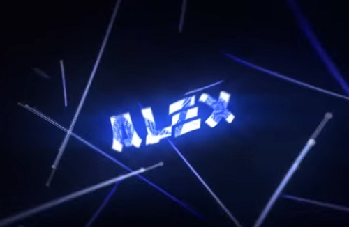 Intro with Cinema 4d & After Effects