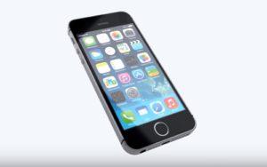 Modeling iPhone in Blender