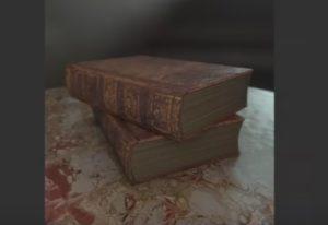 Old Books in Cinema 4D