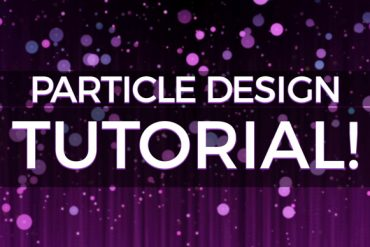Particle Background in After Effects