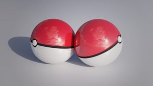 Modeling a Pokeball in Blender