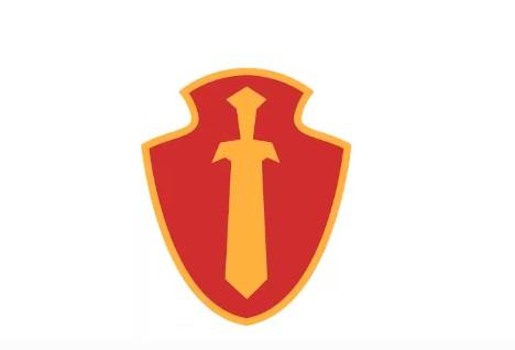 Shields Swords Armor icon in Illustrator