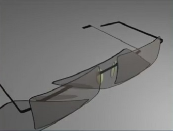 Making Low Poly Sunglasses in 3ds Max