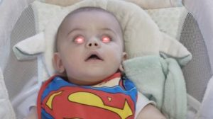 Superman Heat Vision in After Effects