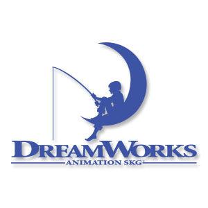DreamWorks Free Vector Logo