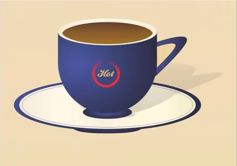 Coffee Logo Design in CorelDRAW X8