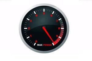 Speed Dial Vector in CorelDRAW