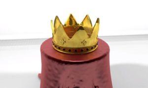 Model a Crown in Cinema 4D
