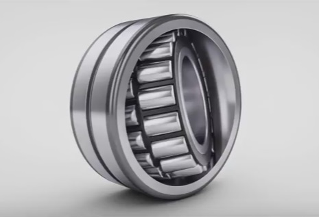 Roller Bearings in Cinema 4D