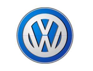 Volkswagen Logo in CorelDRAW