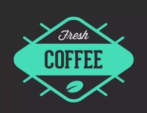 Draw a Coffee Label Design in CorelDRAW