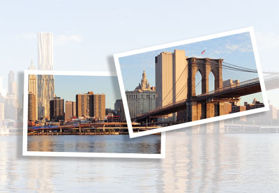 Create a Images Collage Effect with Photoshop Actions